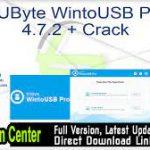 UUBYTE WINTOUSB PRO CRACK 4.7.2 WITH LATEST VERSION